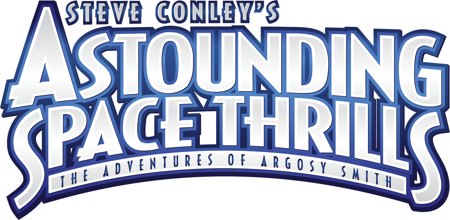 Astounding Space Thrills webcomic by Steve Conley